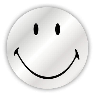 Emoticon Mirror Large Smile