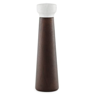 Craft Salt Mills Large Stained Oak Brown