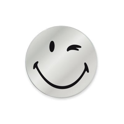 Emoticon Mirror Occhiolino Small