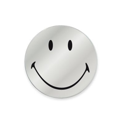 Emoticon Mirror Smile Small