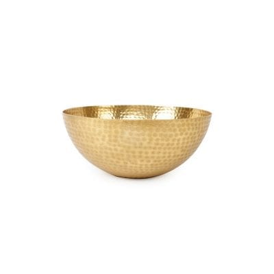 Moon Bowl Brass Large