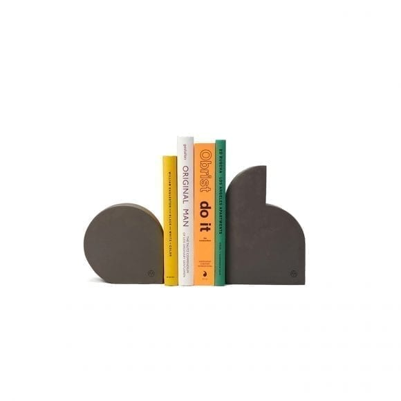 MOLES BOOKENDS