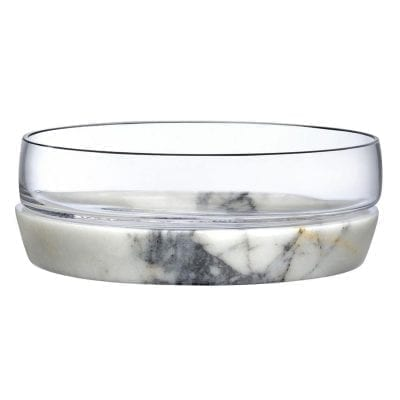 Chill Marble Base Bowl