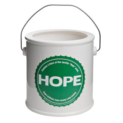 Hope Vase Yes We Can Full