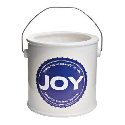 Joy Vase Yes We Can Full