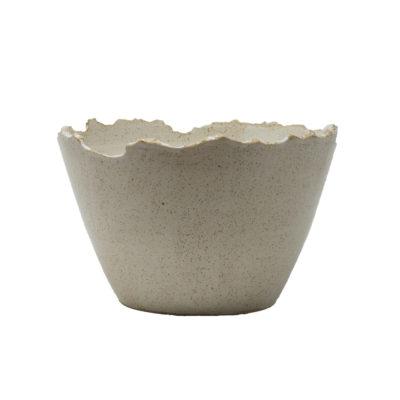 Sand Ceramic Bowl Medium