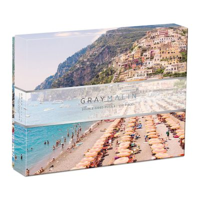 Gray Malin Italy Two-sided 500 Piece Puzzle