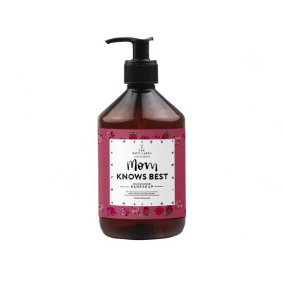 The Gift Label – Hand Soap-Mom knows Best