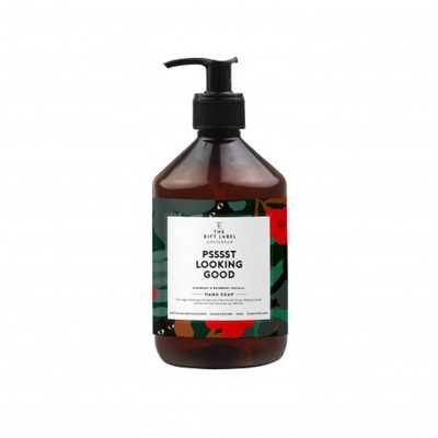 The Gift Label – Hand Soap-Psssst Looking Good