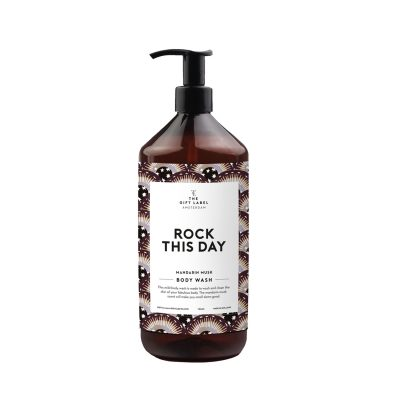 The Gift Label – Body wash – Rock This Day