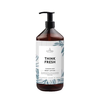 The Gift Label – Body Lotion – Think Fresh