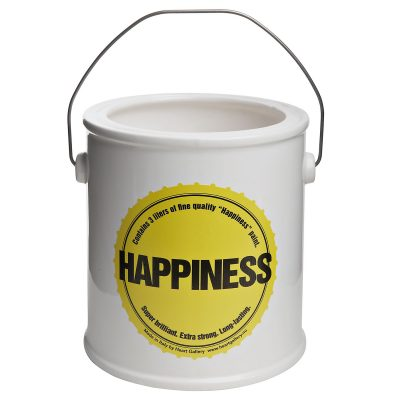 Vase Yes We Can Full of Happines
