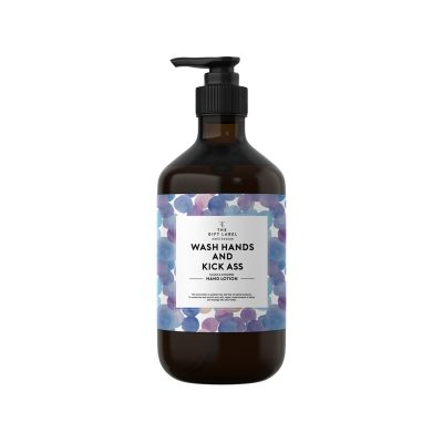 The Gift Label – Hand Cream – Wash Hands