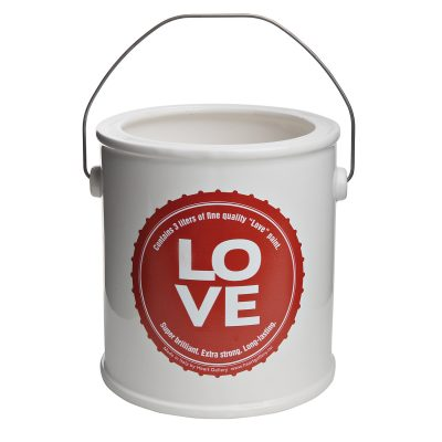 Love Vase Yes We Can Full
