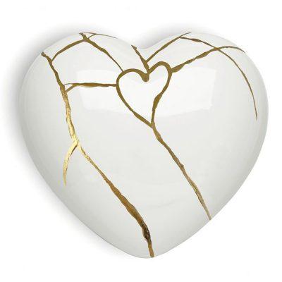 Heart Special Edition WHITE KINTSUGI