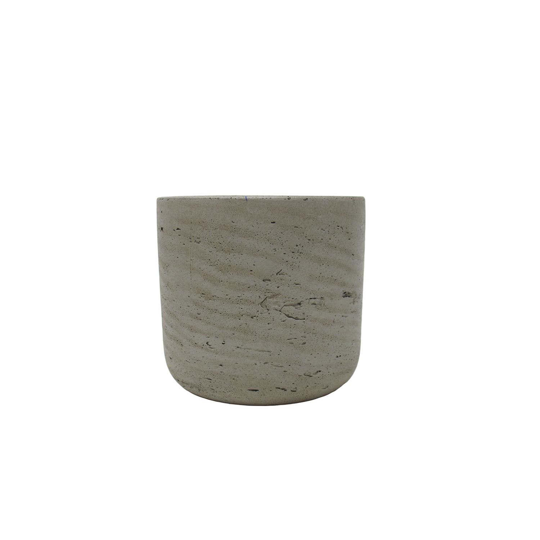 Nardon Concrete White Small