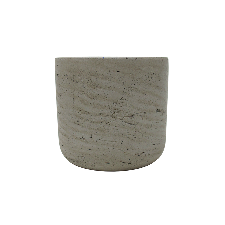 Nardon Concrete White Large
