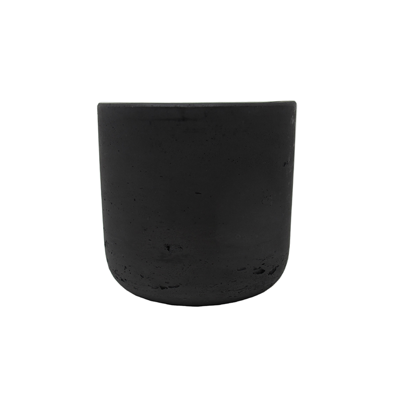 Nardon Concrete Dark Grey Large