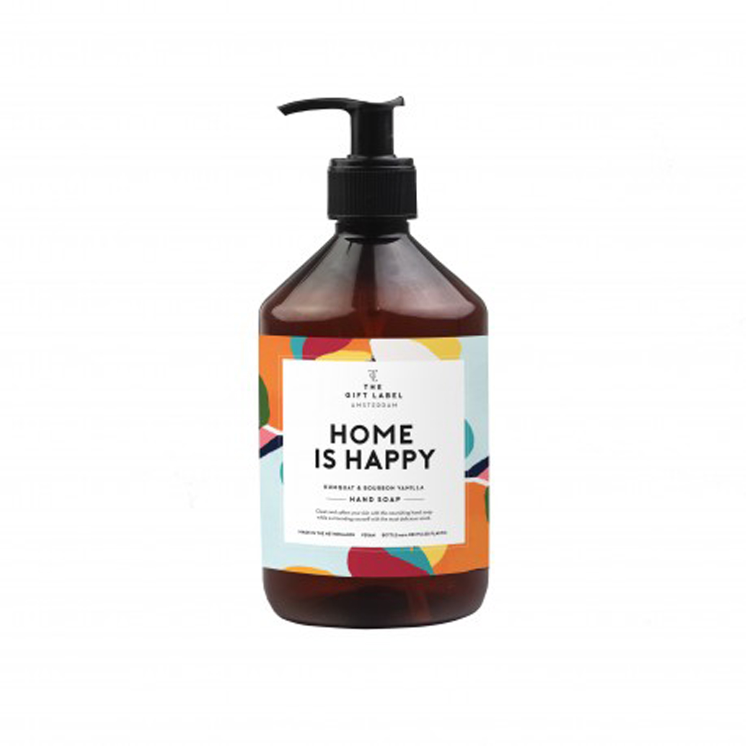 The Gift Label – Hand Soap-Home is Happy