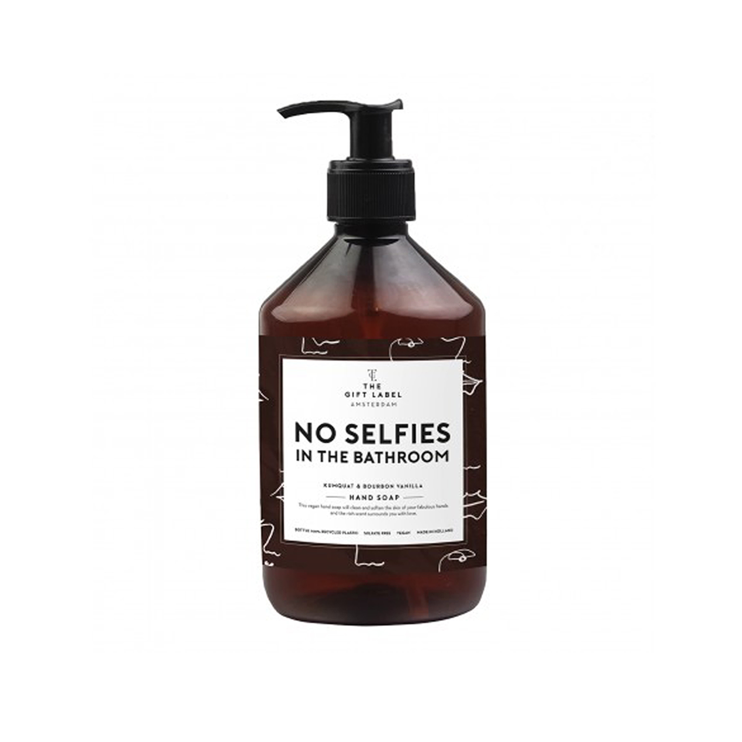 The Gift Label – Hand Soap-No Selfies In The Bathroom