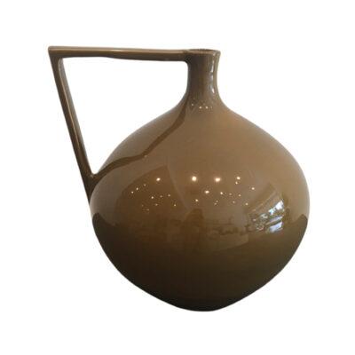JUNE Ochre Vase